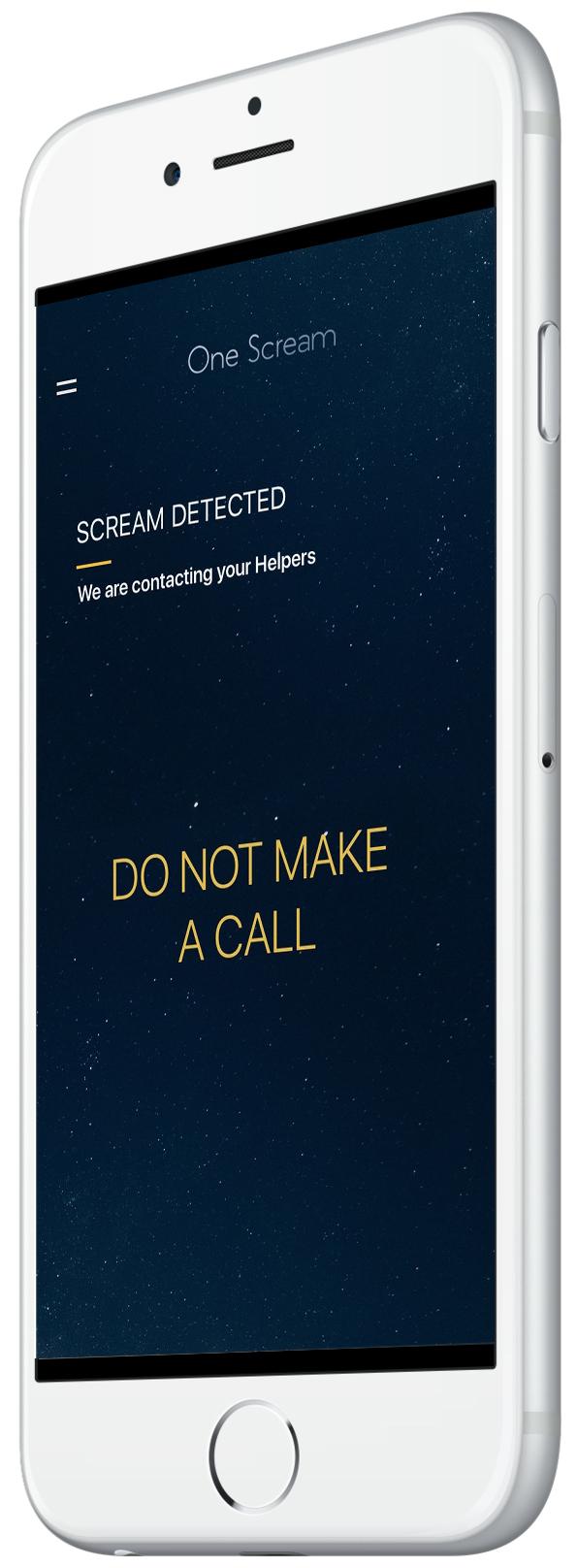 OneScream_safeguarding_app_panic_scream_detected_safety_alert_activated.jpg