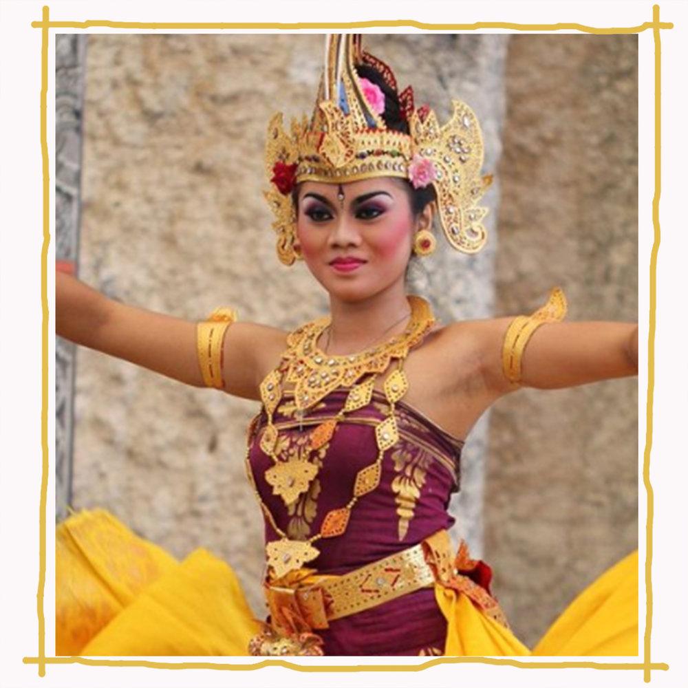 Balinese Arja dancer  Image:  500px