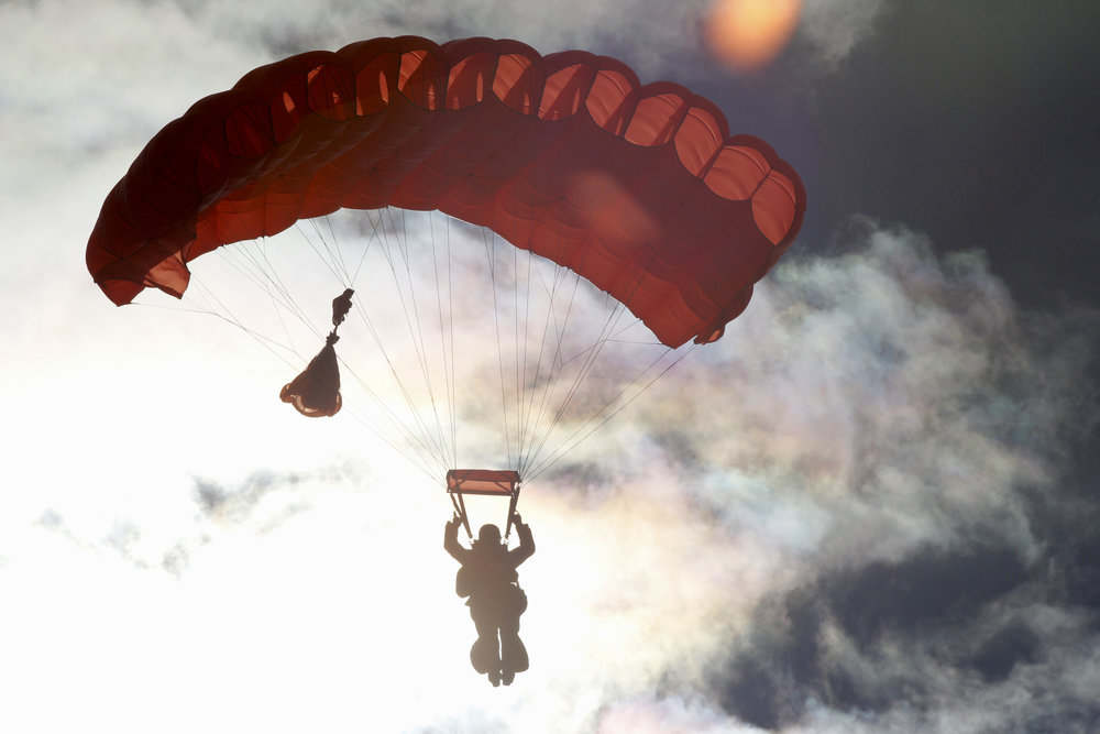 PARACHUTING CFO® -