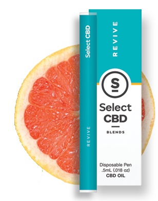 Revive- Grapefruit Vape Pen - 100% Pure CBD Oil blended with Grapefruit reinvigorates you with natural citrus extracts to help you reconnect and regain energy.Ingredients: CBD Oil, Fractionated Coconut Oil, Grapefruit Essential Oil