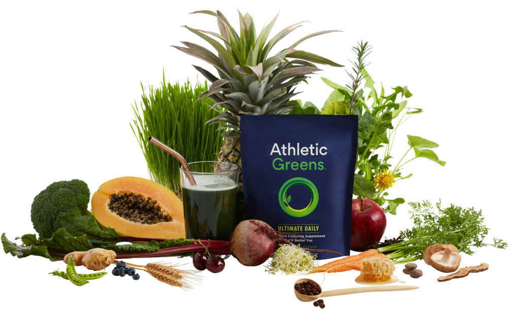 Athletic Greens - Find The Athletic Greens product that is right for you.