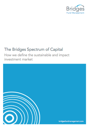 Bridges Spectrum of Capital