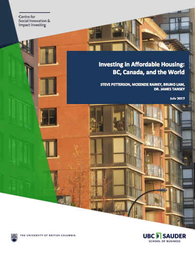 affordable housing paper