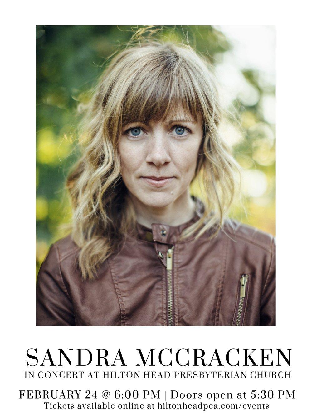 AN EVENING WITH SANDRA McCRACKEN (2).jpg