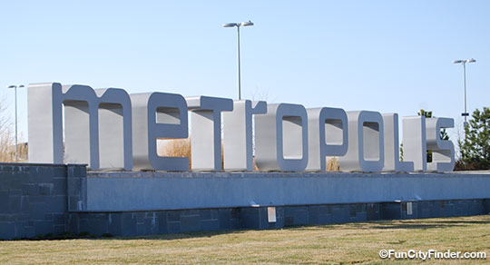 METROPPOLIS MALL - PLAINFIELD, IN