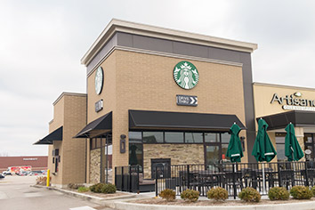 STARBUCKS - PLAINFIELD, IN