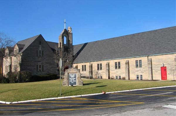 ST MARK'S CHURCH - PLAINFIELD, IN