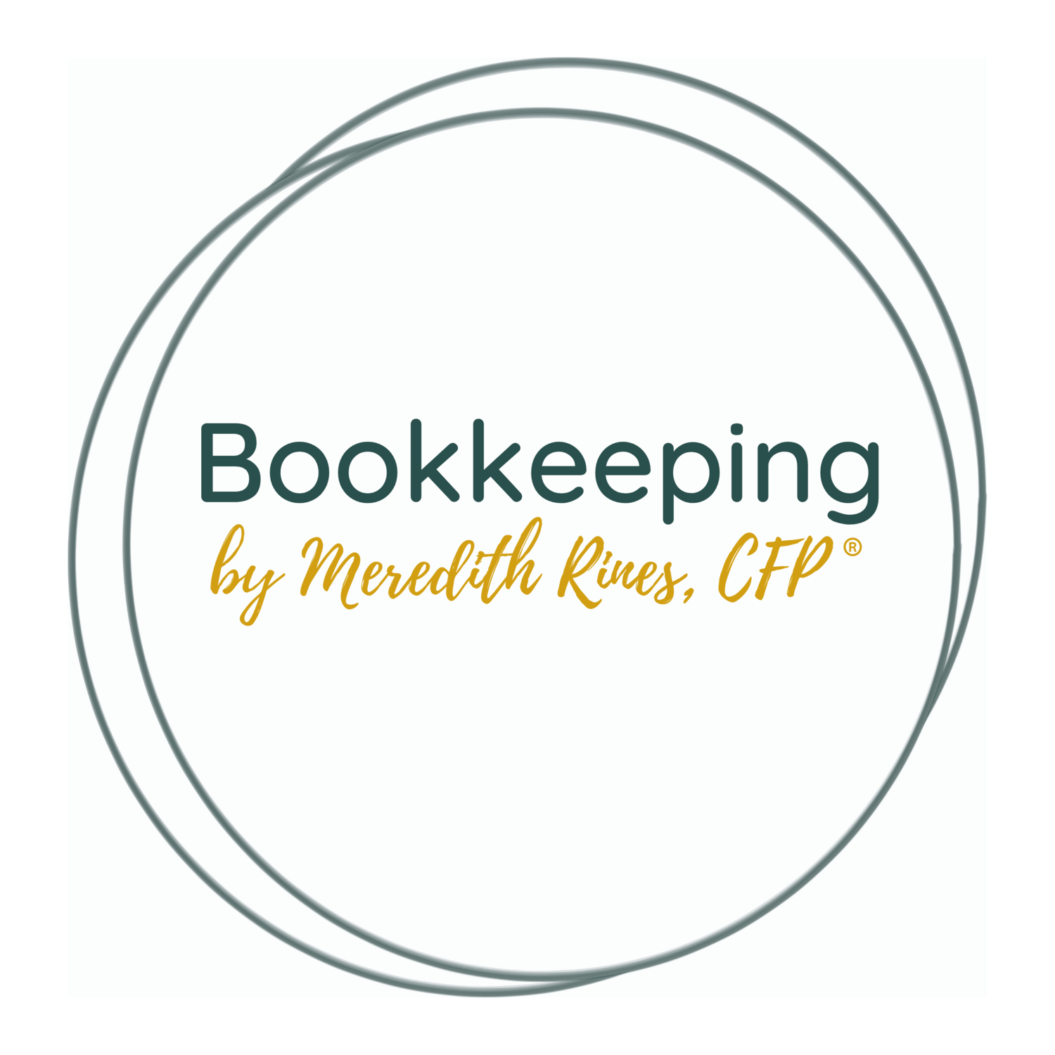 Bookkeeping by Meredith Rines, CFP® | Helping Creative Business Owners Make Sense of Their Finances