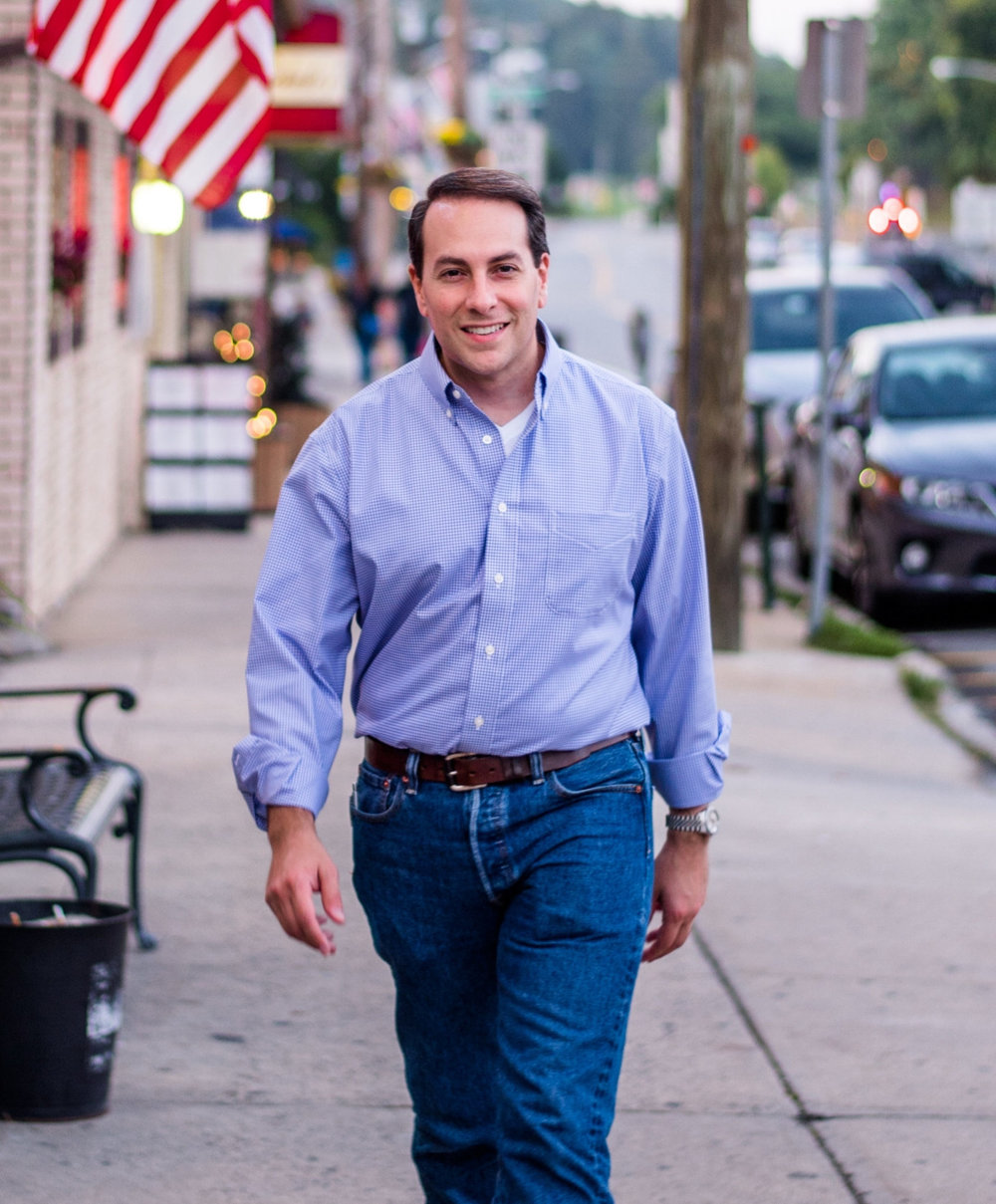 Tom Basile NY State Senate Candiate for Distrcit 39