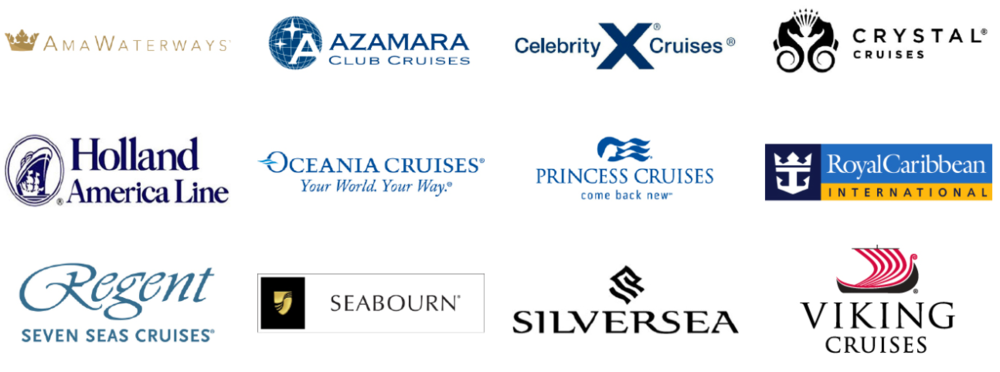 Acadiana travel has relationships with the world's best luxury cruise lines. When you book your cruise through Acadiana travel, you will receive automatic travel perks including complimentary shipboard credits, exclusive shore excursions, welcome-aboard cocktail receptions, and much more!