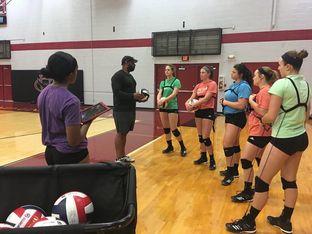 Cumberland University Volleyball