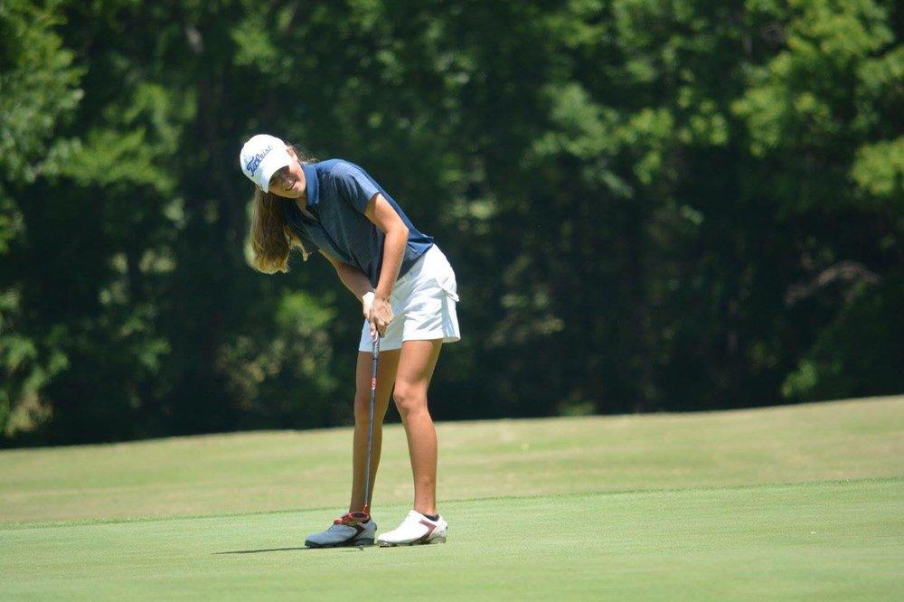 Ashley Gilliam // Mississippi State Golf '23