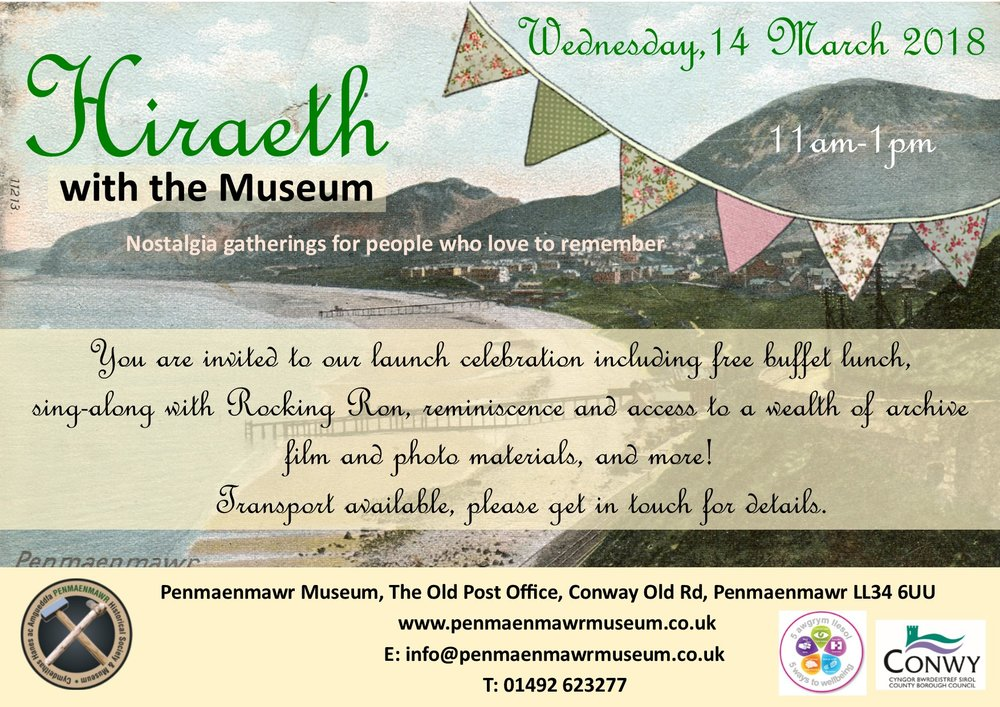 Hiraeth with the Museum 14 March 2018 Poster.jpg