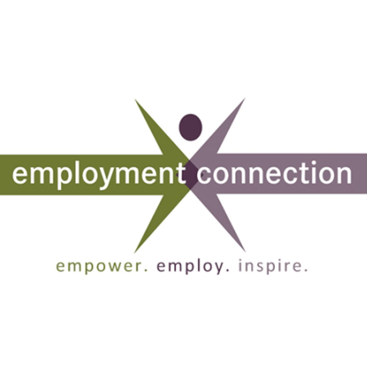 Employment Connection   Resources, training, job opportunities,and support to empower clients to change their circumstances and become employed.