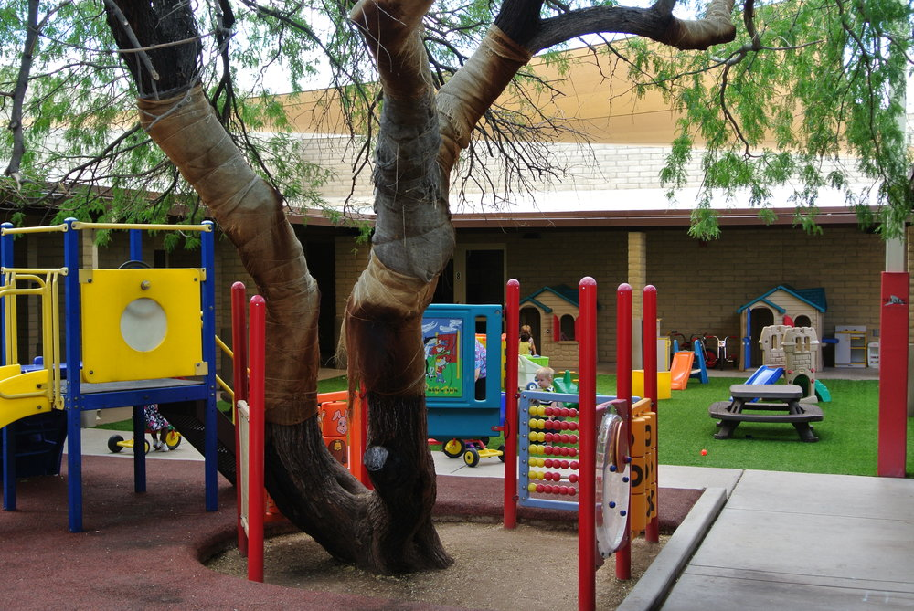 Saguaro Infant care and Preschool - Deeply committed. Deeply caring.