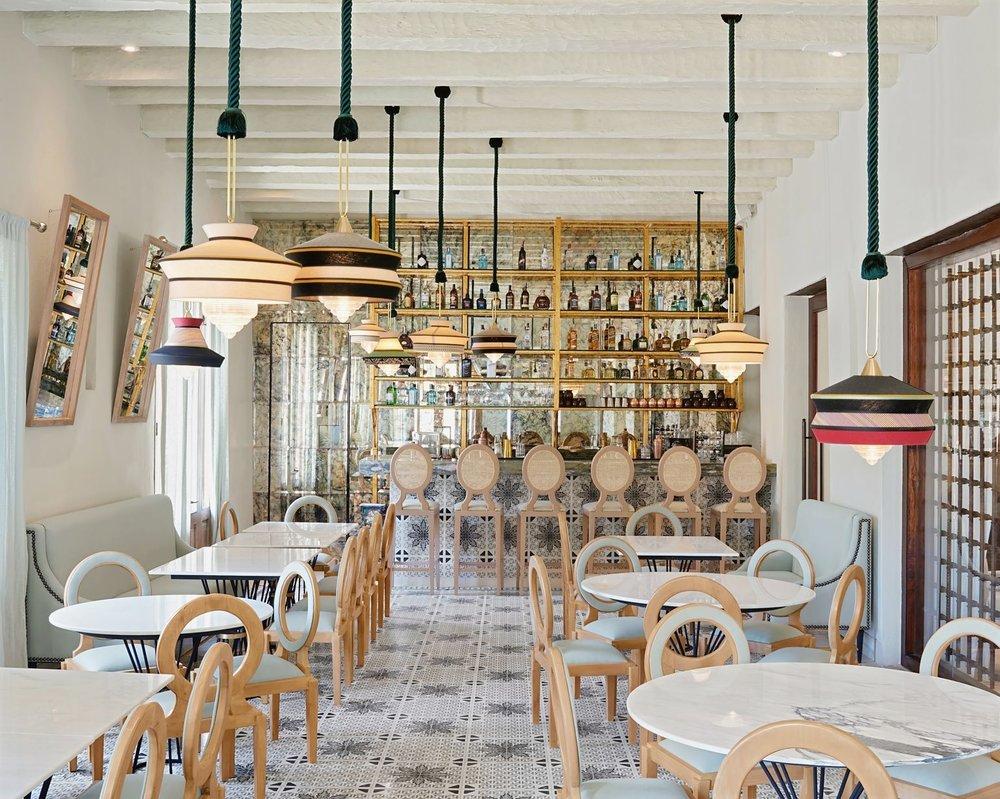 Una foto del restaurante Clero. Foto de  Tawfick Espriella .