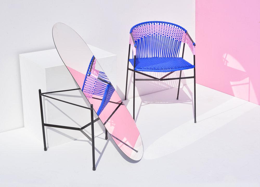 La silla Maye.