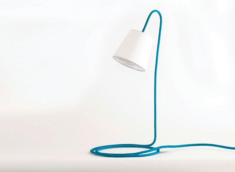 Lámpara de Pablo Fog.