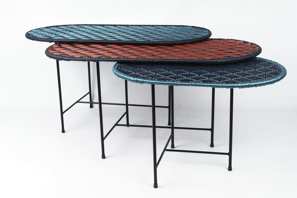 Los productos nuevos son el resultado de una colaboración entre Tu Taller Design y Tucurinca.