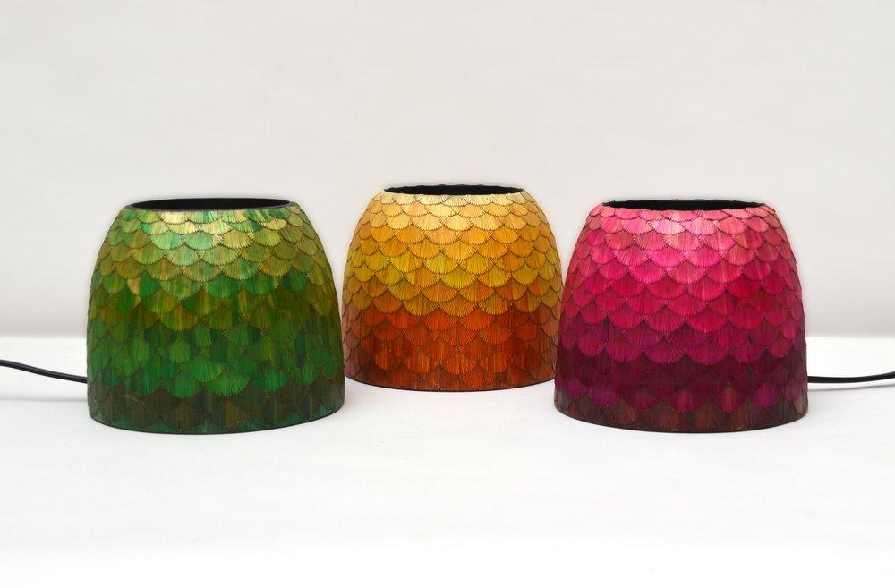 Lámparas de Jose Dueñas.
