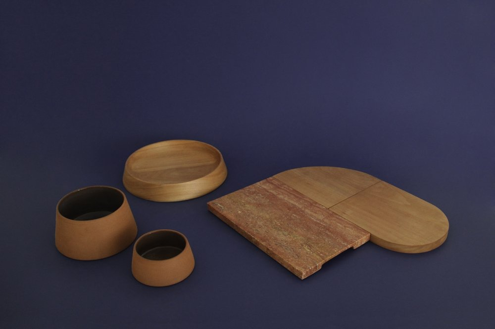 Corcova es otro set de contenedores creado por el estudio Krause Chavarri.