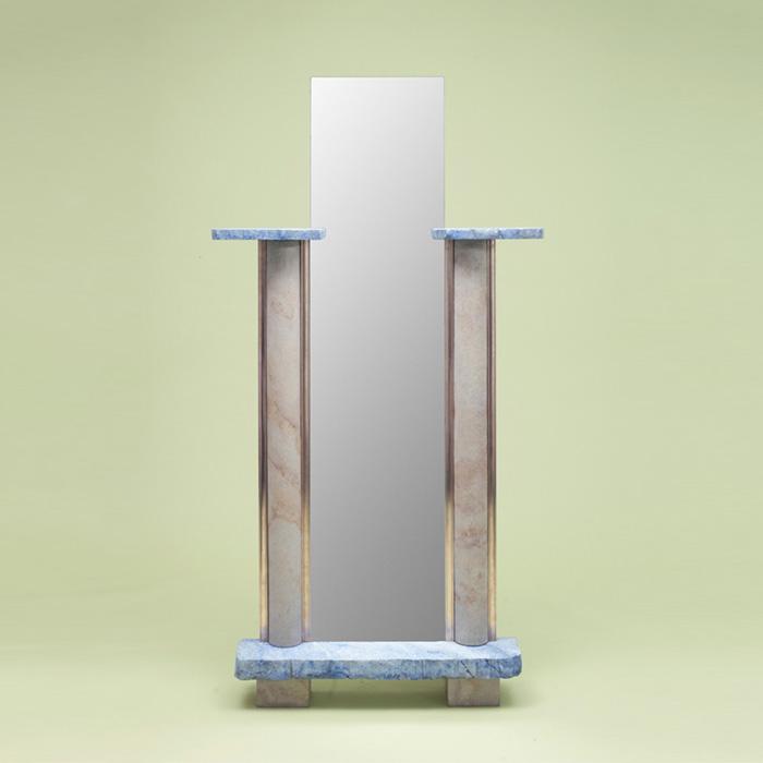 Espejo de  Ila Bianchi.
