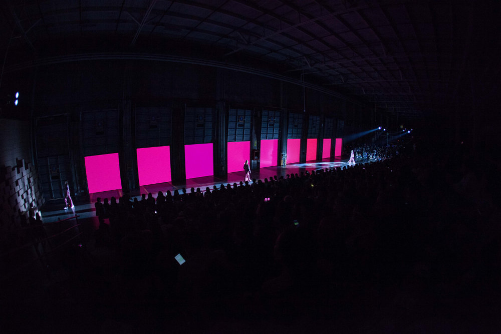 Colombiamoda 2018 se inauguró con un espectáculo de Custo Barcelona y Arkitect.