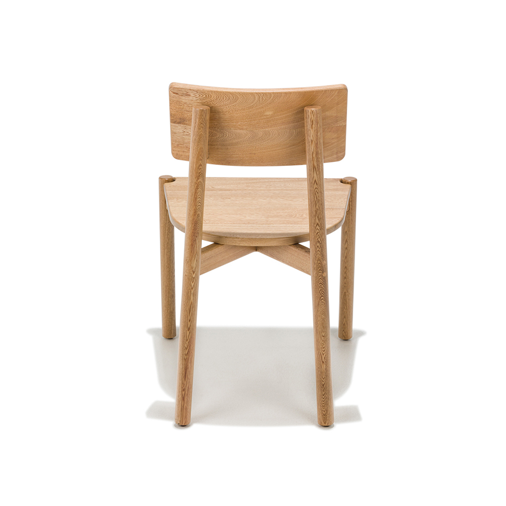 The Irene chair by Perceptual.