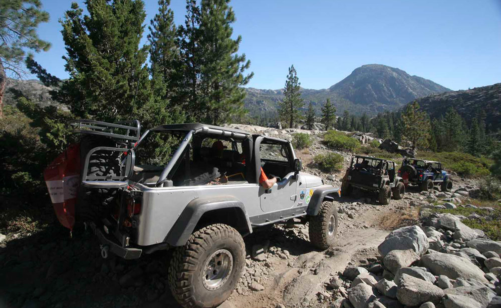 California Four Wheel Drive Association Redding Sportsman's Expo Hunting and Fishing Show