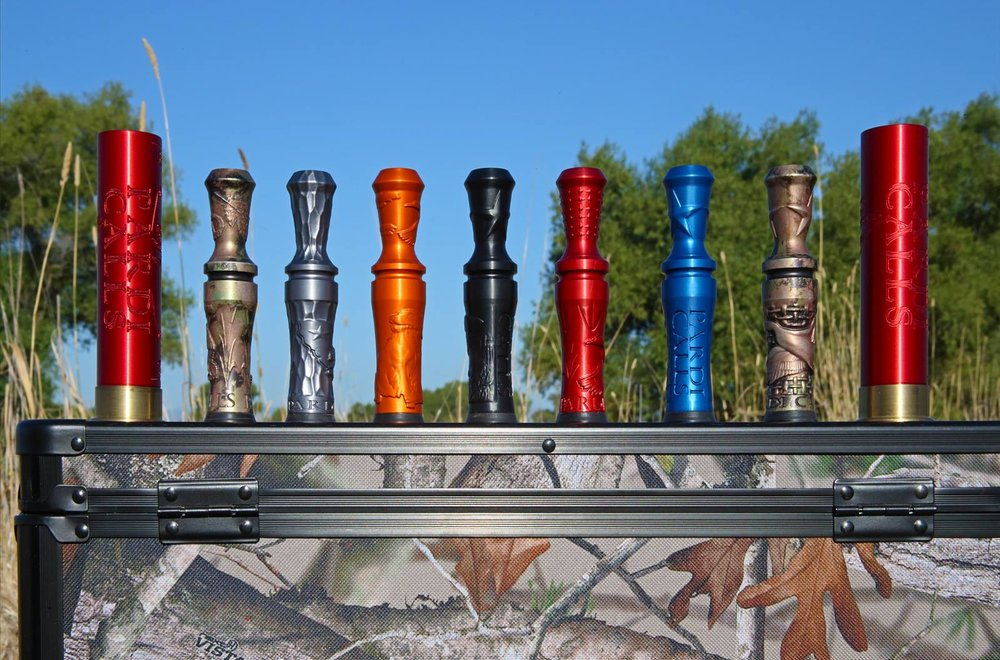 Pardi Duck Calls Redding Sportsman's Expo Hunting and Fishing Show
