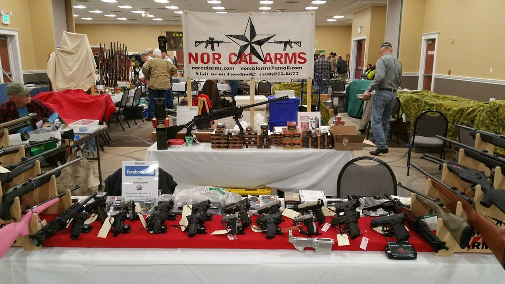 Nor Cal Arms Redding Sportsman's Expo Hunting and Fishing Show