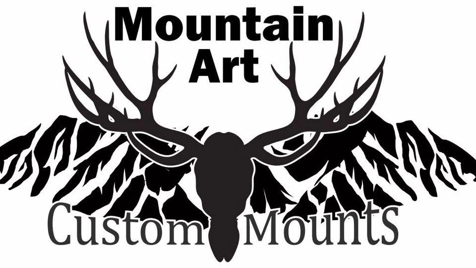 Mountain Art Custom Mounts Redding Sportsman's Expo Hunting and Fishing Show