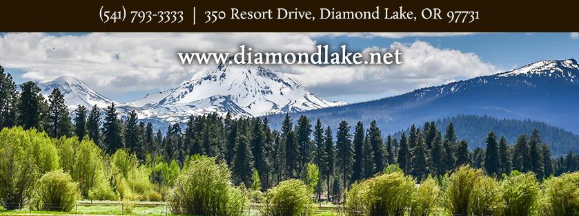Diamond Lake Resort Redding Sportsman's Expo Hunting and Fishing Show