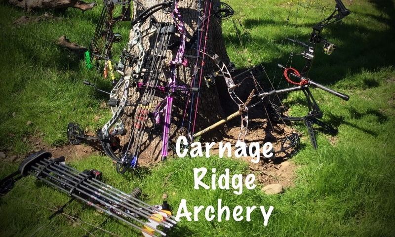 Carnage Ridge Archery Redding Sportsman's Expo Hunting and Fishing Show