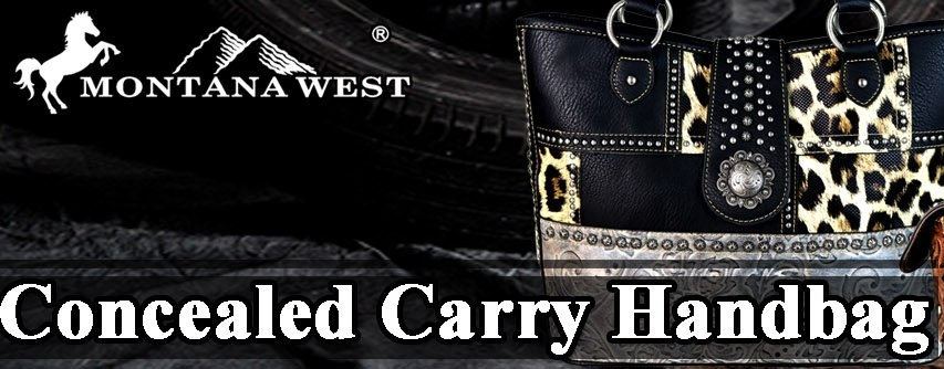 Montana West Handbags Redding Sportsman's Expo Hunting and Fishing Show