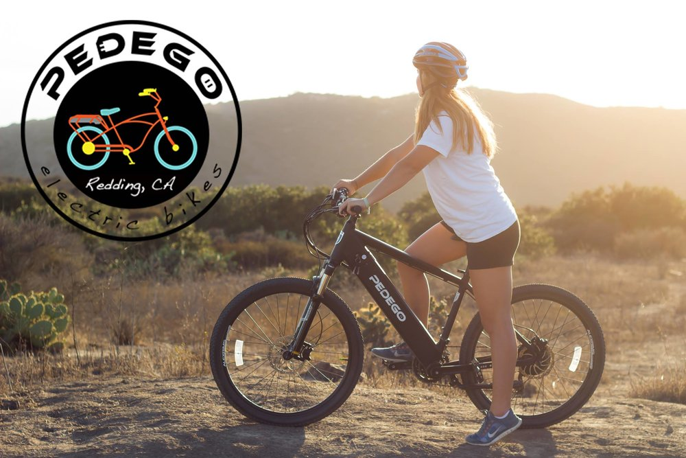 Pedego Electric Bikes Redding Sportsmen's Expo Hunting and Fishing Show