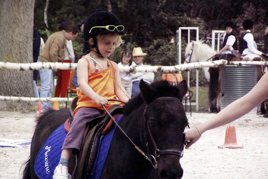 Initiation au poney et au cheval