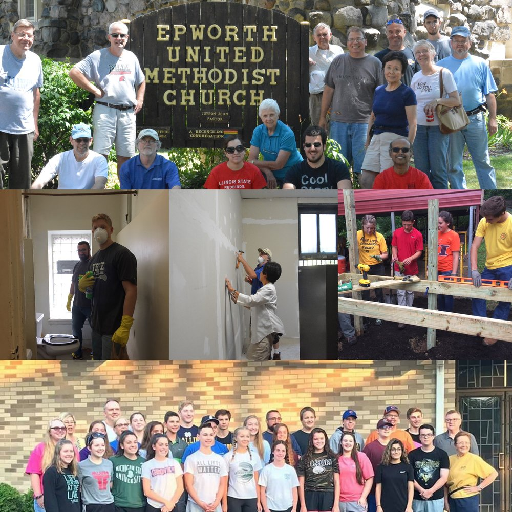 ADULT TRIPS  Kingswood takes 1-3 adult trips per year. One of these is typically with the Interfaith Council on a mission trip and the others are planned by the Kingswood mision's team.  Contact  Clayton Edwards  for more info.