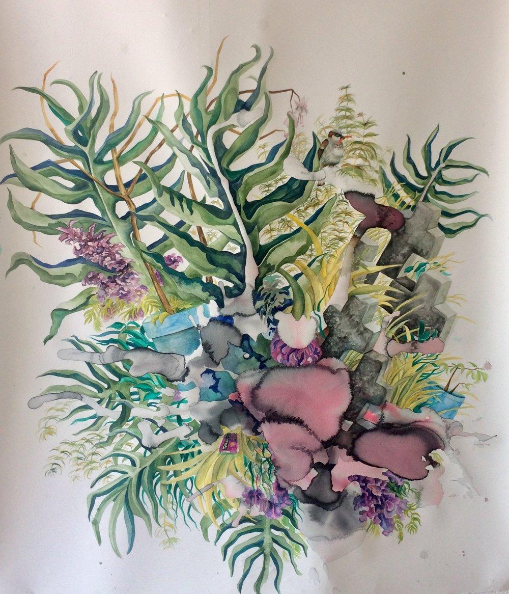 talisman 125 x 110 cm