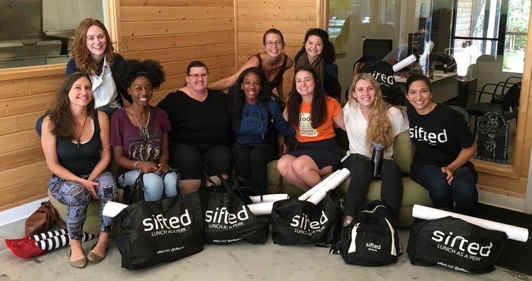 Sifted Sharing - Team Atlanta