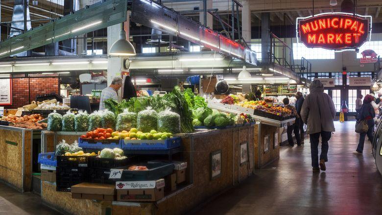 The Municipal Market on Auburn Ave.