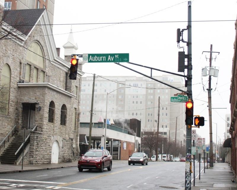 Auburn Avenue; Atlanta, GA