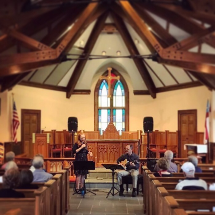 Interlude concert series, Highlands, NC 2017, Church of the Incarnation