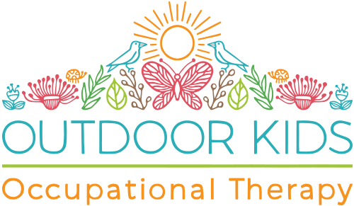 Outdoor Kids Occupational Therapy