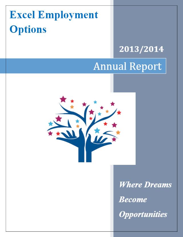 2013 2014 Annual Report