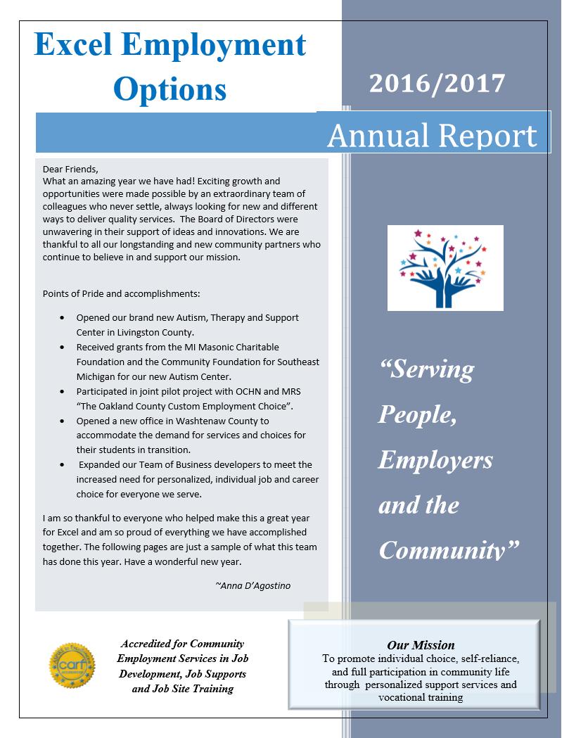2016 2017 Annual Report