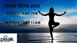 Yoga with Jodi