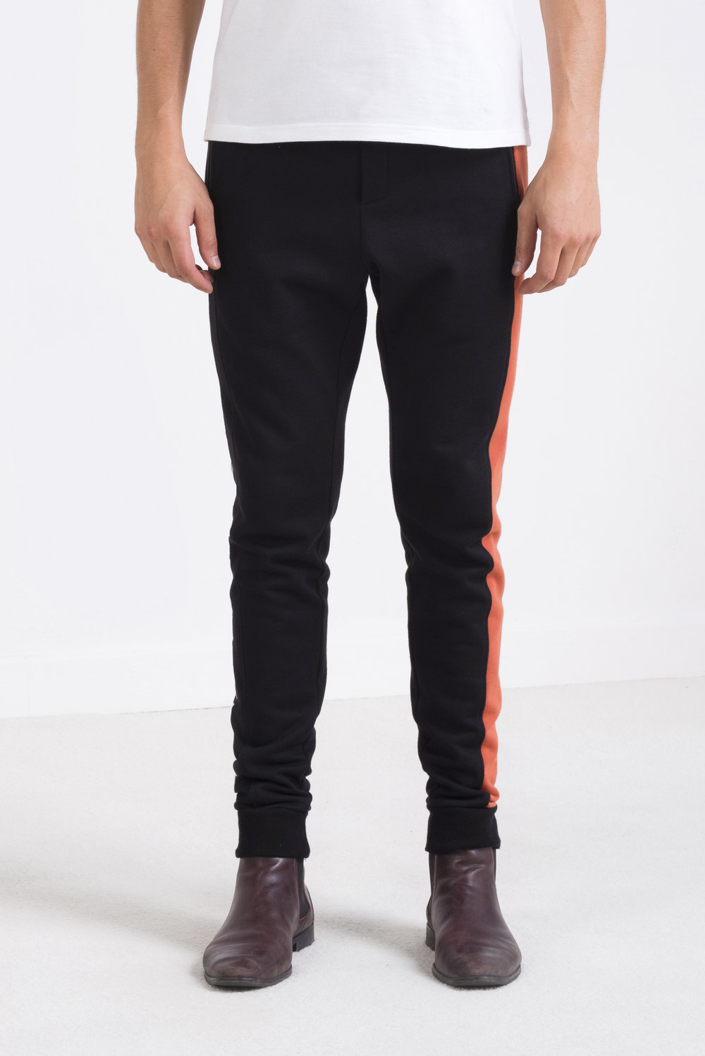 oneculture Alphabet sweatpants black 2.jpg