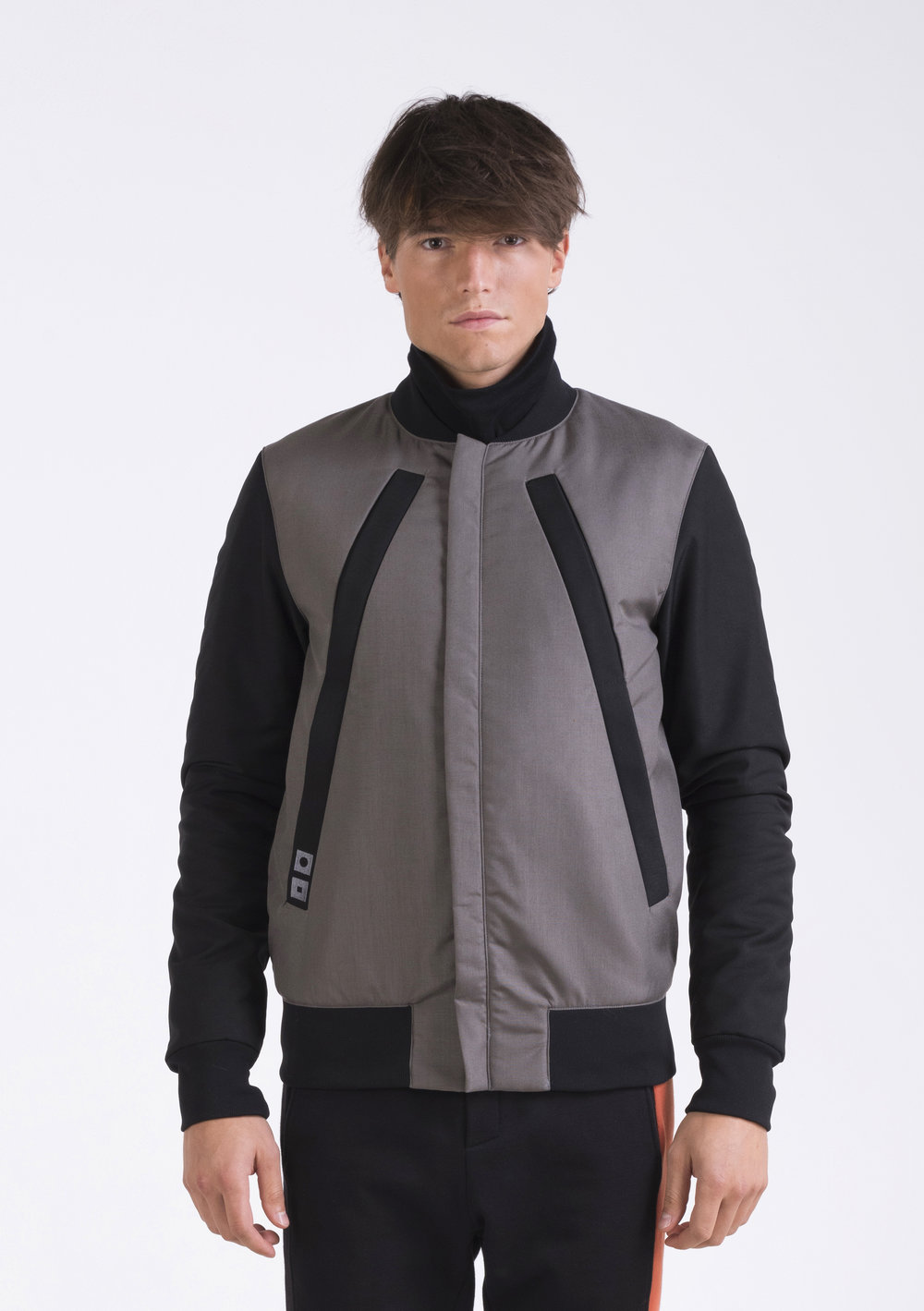 oneculture Bomber jacket grey 2.jpg