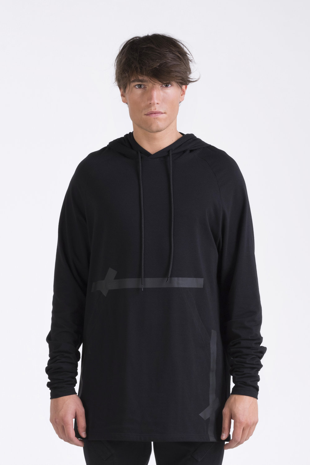 oneculture Oversized light hoodie black 2.jpg